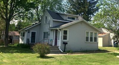 Sparta Single Family Home For Sale: 331 N Union Street