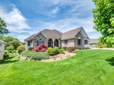 Van Buren County Single Family Home For Sale: 29440 Heritage Lane