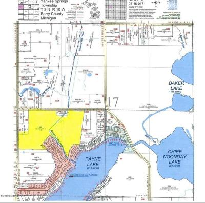 Wayland Residential Lots & Land For Sale: Lot 1 S Payne Lake Road