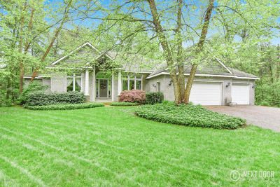 Holland, West Olive Single Family Home For Sale: 6393 Hidden Ponds Drive