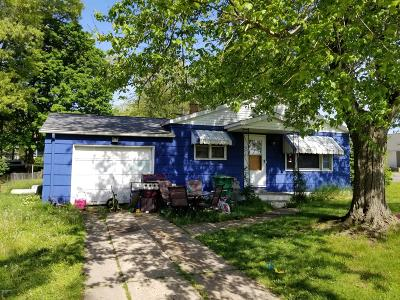 Berrien County Single Family Home For Sale: 1839 S 12th Street