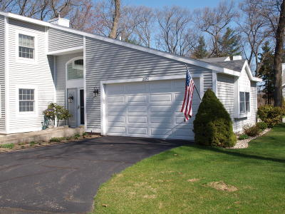 Muskegon Condo/Townhouse For Sale: 2956 Ridgeview Street