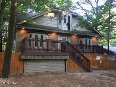 Mears Single Family Home For Sale: 8487 W Easy Street
