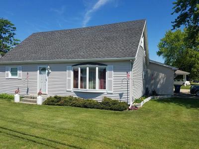 Hart Single Family Home For Sale: 3680 W Polk Road