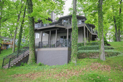 Single Family Home For Sale: 12850 Spence Road