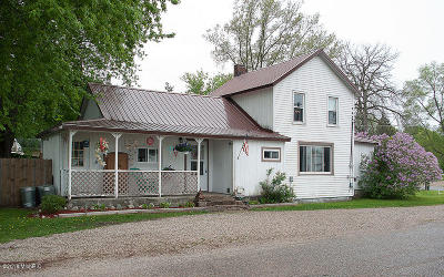 Mecosta Single Family Home For Sale: 201 S Webber Street
