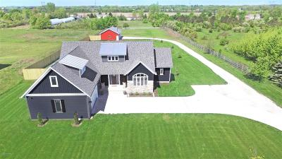 Baroda Single Family Home Active Backup: 9090 Livengood Road