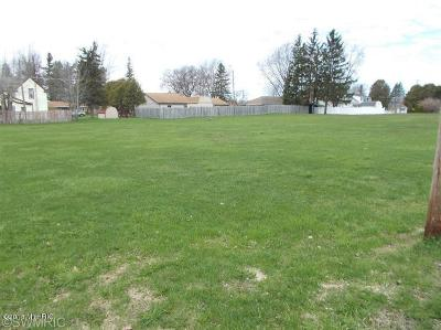 Scottville Residential Lots & Land For Sale: Lot C Gay St.
