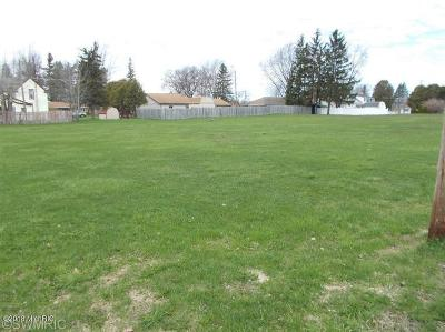 Scottville Residential Lots & Land For Sale: Lot D Gay St.