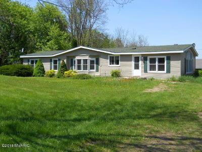 Single Family Home For Sale: 8457 Whittall Street NE