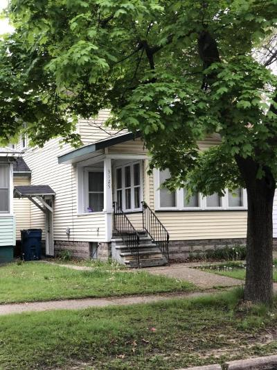 Muskegon Heights Single Family Home For Sale: 3125 Peck Street