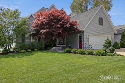 Single Family Home For Sale: 3099 Crestbrooke Drive