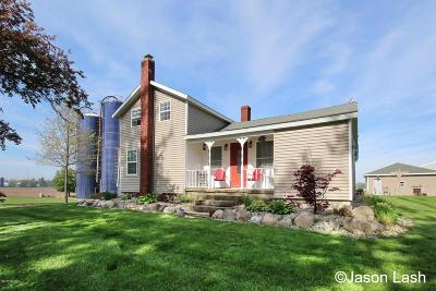 Single Family Home For Sale: 8061 Snow Avenue SE