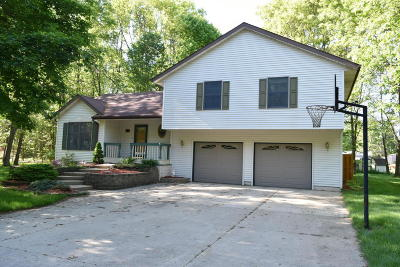 St. Joseph County Single Family Home For Sale: 26196 Smother Road