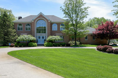 Kalamazoo County Single Family Home For Sale: 8621 Plover Drive