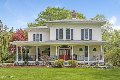 Van Buren County Single Family Home For Sale: 72861 8th Avenue