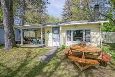 Isabella County, Mecosta County, Montcalm County, Newaygo County, Osceola County Single Family Home For Sale: 9174 Penasha Drive