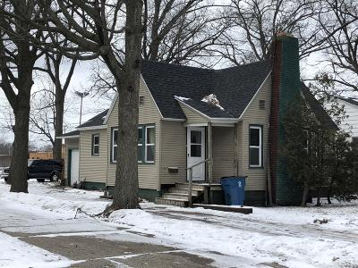 Muskegon Heights Single Family Home For Sale: 2821 Park Street