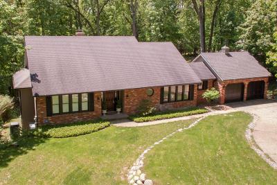 Kalamazoo County Single Family Home For Sale: 1355 White Oak Drive