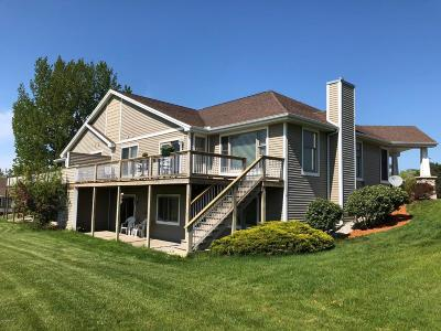 Manistee County Condo/Townhouse For Sale: 6884 N Bluff Court