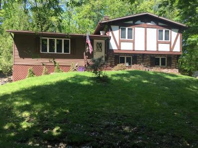 Single Family Home For Sale: 7575 Jericho Avenue NE