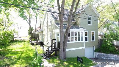 Grand Rapids Single Family Home For Sale: 47 Mack Avenue NE