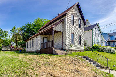Grand Rapids Single Family Home For Sale: 627 Franklin Street SE