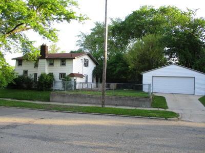Single Family Home For Sale: 1830 Kalamazoo Avenue SE