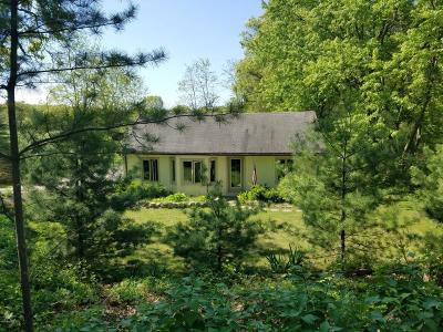 Ada MI Single Family Home For Sale: $120,000
