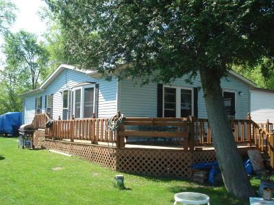 Chippewa Lake, Evart Single Family Home For Sale: 20155 Merritt Avenue