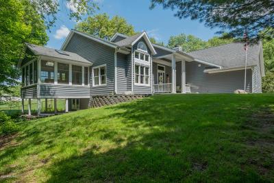 Richland MI Single Family Home For Sale: $599,000