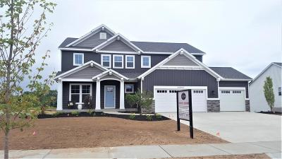 Allendale MI Single Family Home For Sale: $440,597