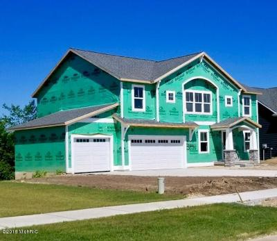 Hudsonville Single Family Home For Sale: 3444 Sagecrest Drive