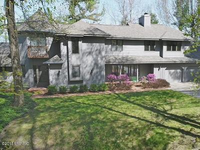 Benzie County, Charlevoix County, Clare County, Emmet County, Grand Traverse County, Kalkaska County, Lake County, Leelanau County, Manistee County, Mason County, Missaukee County, Osceola County, Roscommon County, Wexford County Single Family Home For Sale: 4283 Maitland Road