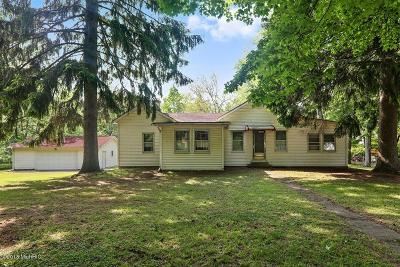 Union Pier Single Family Home For Sale: 15942 Lakeshore Road