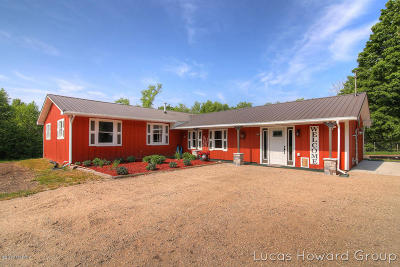 Casnovia Single Family Home For Sale: 723 Shaw Road