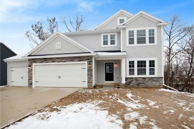 Hudsonville Single Family Home For Sale: 3203 Oakmont Drive
