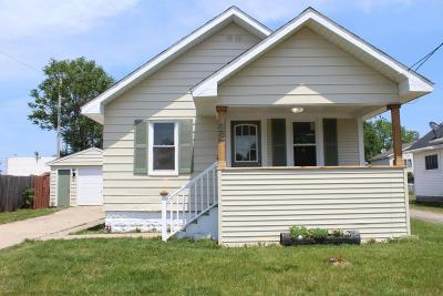 Single Family Home For Sale: 23 Clements Street SE