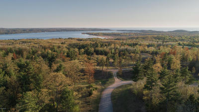 Manistee County Residential Lots & Land For Sale: Lot C & D Indigo Trail