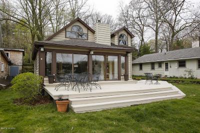 Kalamazoo County Single Family Home For Sale: 307 S Gull Lake Drive