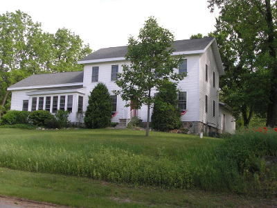 St. Joseph County Single Family Home For Sale: 10510 Harder Road