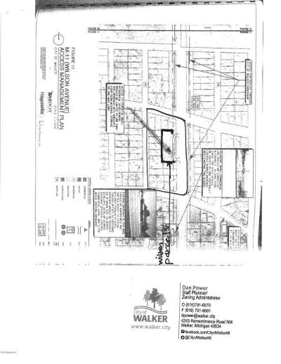 Walker Residential Lots & Land For Sale: V/L Wilson Avenue NW