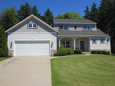 Muskegon Single Family Home For Sale: 814 Katie Court