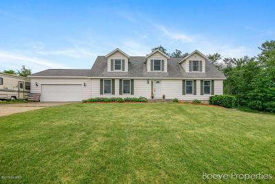 Rockford Single Family Home For Sale: 11034 Ramsdell Drive NE