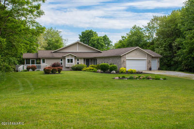Cass County Single Family Home Active Backup: 23534 Forest Shores Drive