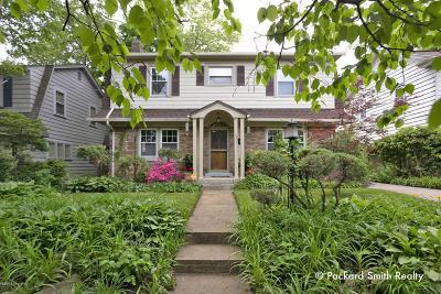 Single Family Home For Sale: 1141 Benjamin Avenue SE