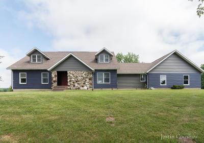 Ravenna Single Family Home For Sale: 11350 Heights Ravenna Road