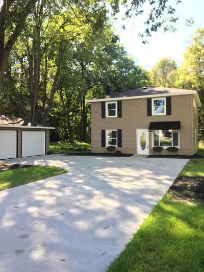 Ingham County Single Family Home For Sale: 7000 N Aurelius Road
