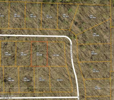Holland, West Olive Residential Lots & Land For Sale: 582 Fern Gully Drive