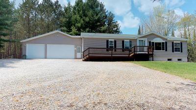 Lake City Single Family Home For Sale: 1101 N Stevens Road